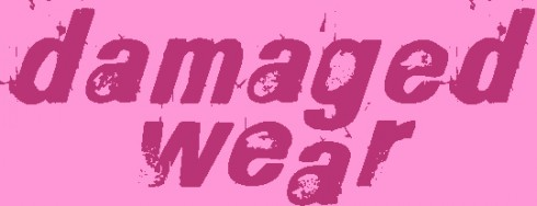 damaged wearpink